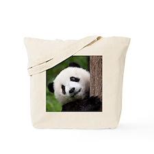 Panda Cub Tote Bag