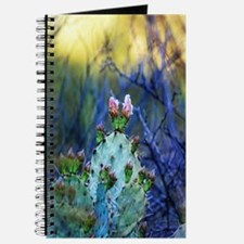 prickly pear buds Journal