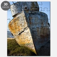 Point Reyes Boat Puzzle