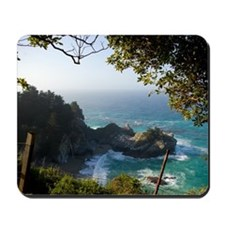 Julia Pfieffer Burns Cove Mousepad