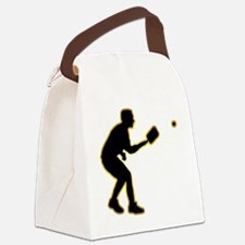 Pickleball-AD Canvas Lunch Bag