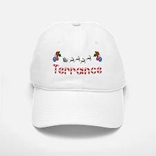 Terrance, Christmas Baseball Baseball Cap