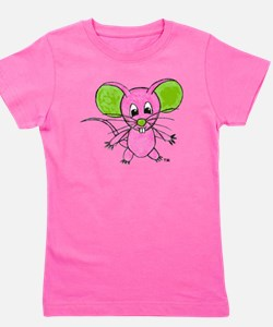 D-Lip Einsteino6 Girl's Tee