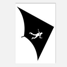 Hang-Gliding-02-AA Postcards (Package of 8)