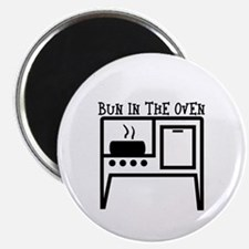 Bun in the oven Magnet