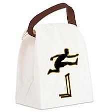 Hurdles-AD Canvas Lunch Bag