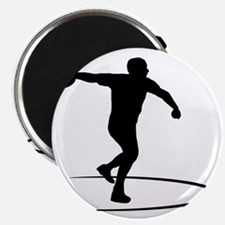 Discus-Throwing-AA Magnet
