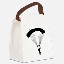 Parachuting-AA Canvas Lunch Bag