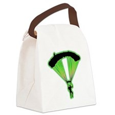 Parachuting-AC Canvas Lunch Bag
