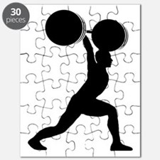 Weightlifting-AA Puzzle