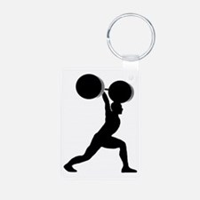 Weightlifting-AA Keychains