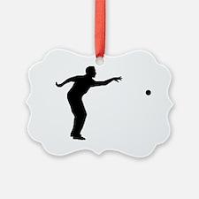 Petangue-AA Ornament