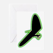 Hang-Gliding-AC Greeting Card