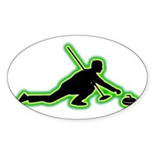 Curling-AC Decal