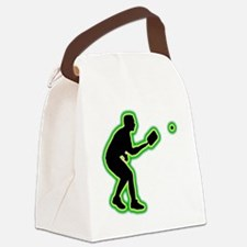 Pickleball-AC Canvas Lunch Bag