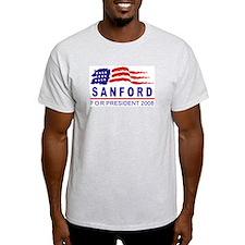 Mark Sanford 2008 (wave) T-Shirt