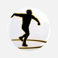 """Discus-Throwing-AD 3.5"""" Button"""