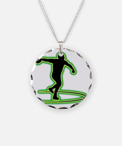 Discus-Throwing-AC Necklace