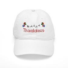 Thaddeus, Christmas Baseball Cap