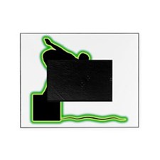 Swimming-02-AC Picture Frame