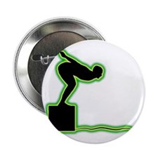 "Swimming-02-AC 2.25"" Button"