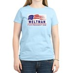 Lisa Weltman 2008 (wave) Women's Light T-Shirt