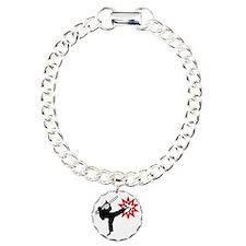 Karate and Music togethe Bracelet