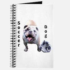 Soccer Dog Journal