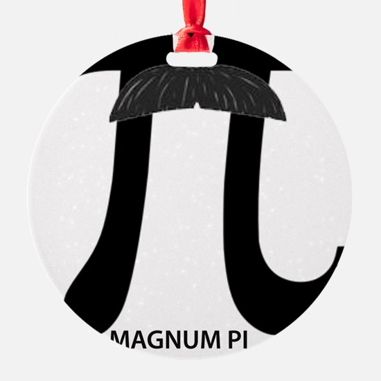 Magnum PI Ornament