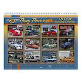 Mustang Wall Calendars