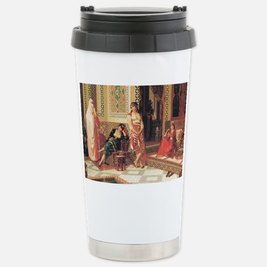In The Harem Stainless Steel Travel Mug