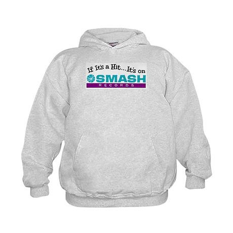 Smash Records Kids Hoodie