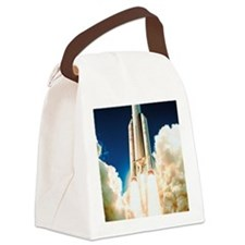 Launch of Ariane 5 Canvas Lunch Bag