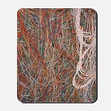 Heathkit computer wires Mousepad