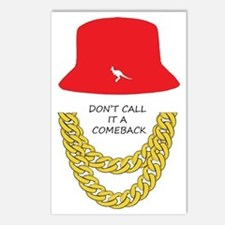 Don't Call It A Comeback Postcards (Package of 8)