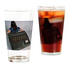 Heathkit H-1 analog computer Drinking Glass