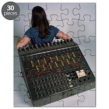 Heathkit H-1 analog computer Puzzle