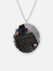 Heathkit H-1 analog computer Necklace