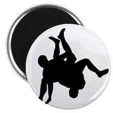 Wrestler-AA Magnet