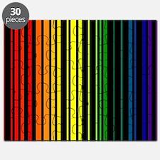 LGBTQI PRIDE Bar Code Puzzle