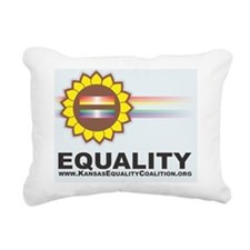 Equality Mouse Pad Rectangular Canvas Pillow