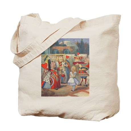"""""""Off/Head"""" Quote on BACK - Tote Bag"""