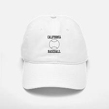 California Baseball Baseball Baseball Cap