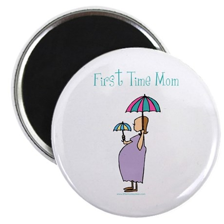1st time mom Magnet