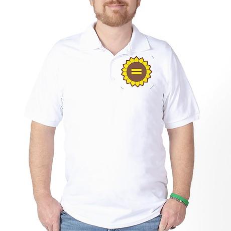 2.5 Shirt Patch Golf Shirt