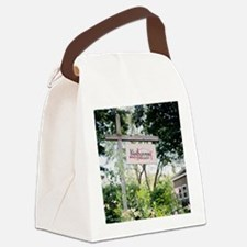Summer sign ornament Canvas Lunch Bag