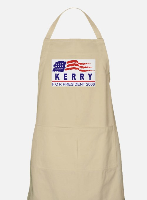 John Kerry 2008 (wave) BBQ Apron