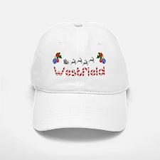 Westfield, Christmas Baseball Baseball Cap