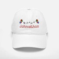 Johnathon, Christmas Baseball Baseball Cap