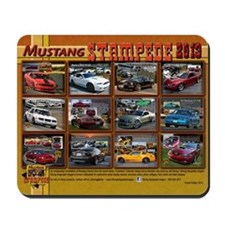 COVER-stampede Mousepad